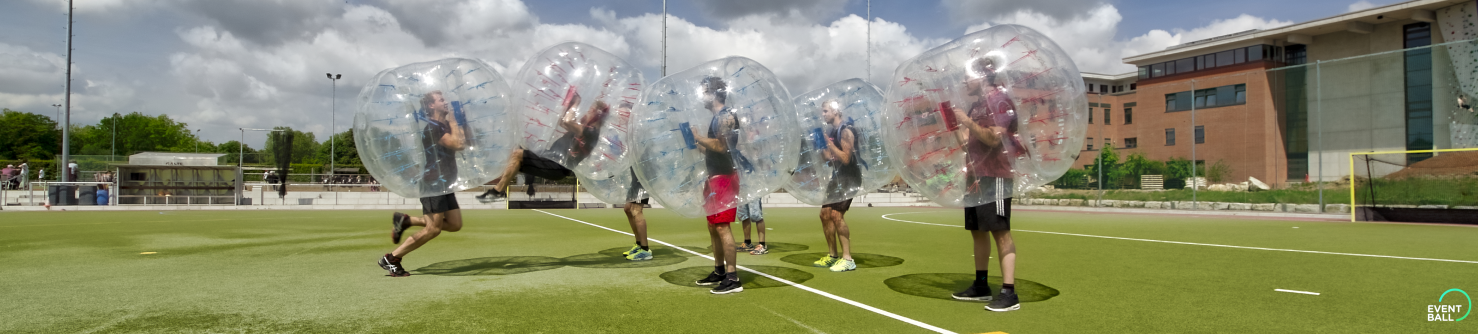Bubblesoccer Eventball